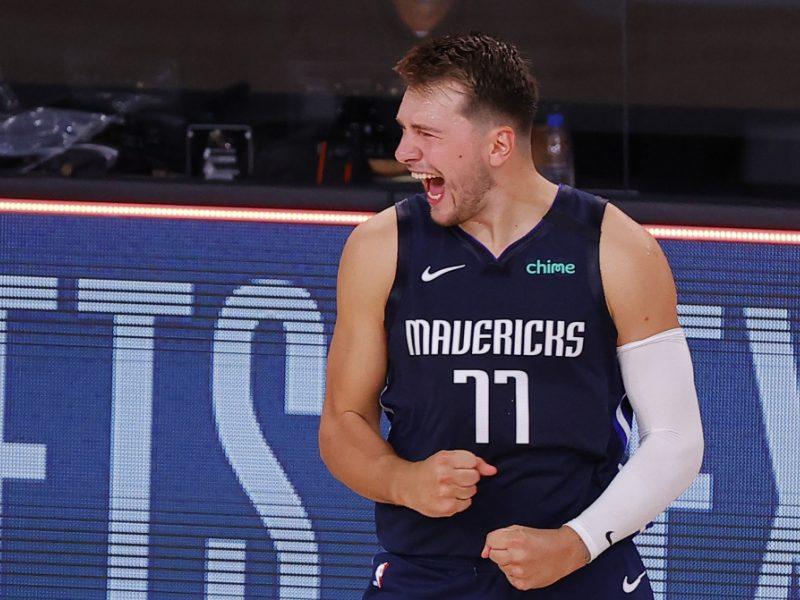 Paaiškėjo NBA simboliniai penketukai: L. Dončičius – elitinėje kompanijoje