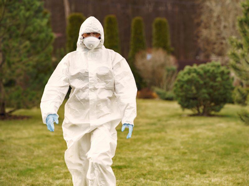 AFP: Europoje koronaviruso aukų skaičius viršijo 250 tūkstančių
