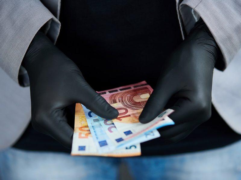 Ž. Mauricas: dėl karantino auga šešėlio, emigracijos, biudžeto deficito rizikos