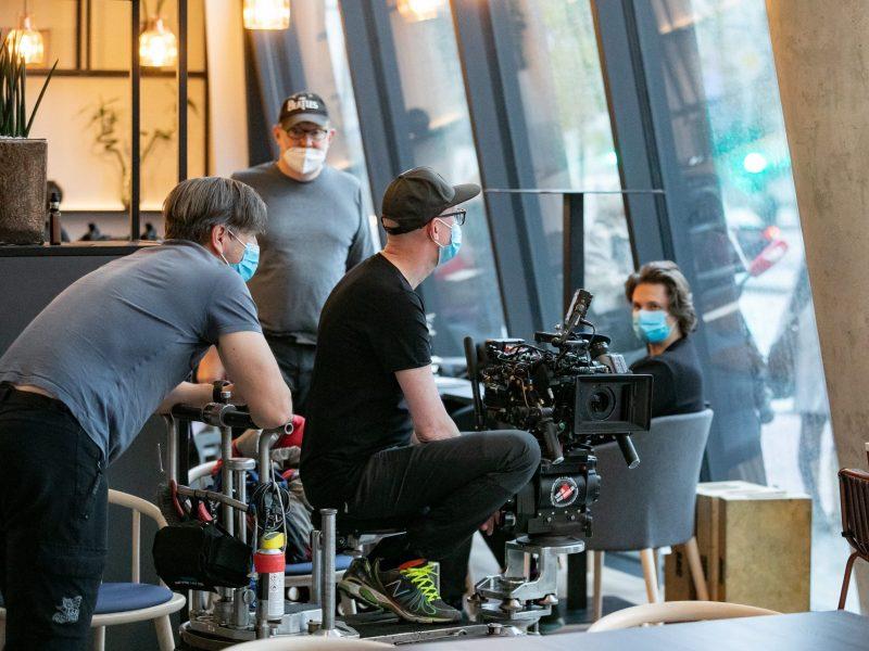 Vilniuje tęsiasi kriminalinių serialų filmavimo darbai