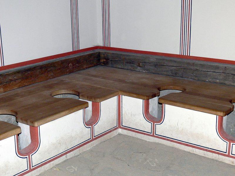 Senovės romėnai šlapimą naudojo higienai: patys iš to juokėsi, bet matė, kad veikia