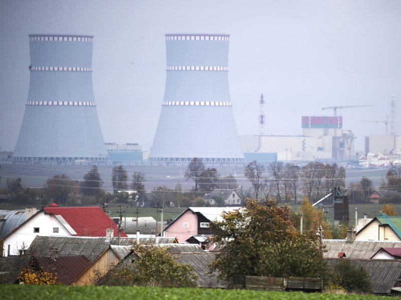 G. Nausėda: reikia tęsti Baltijos šalių derybas dėl Astravo elektros nepirkimo