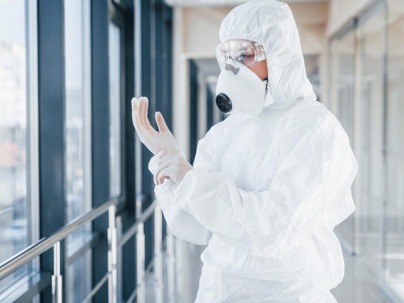 Lietuvos oro uostai ruošiasi sudaryti galimybę atlikti COVID-19 testą iškart po skrydžio