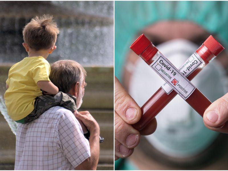 Koronavirusas Kėdainiuose plinta: susirgo COVID-19 užsikrėtusio darželinuko senelis