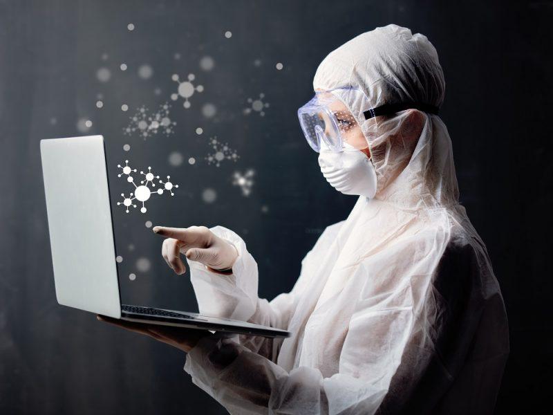 Iš eksperto lūpų – kritika dėl NVSC darbo: neturime reikiamų duomenų epidemijai valdyti