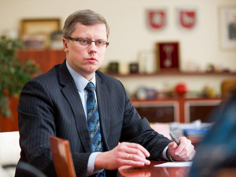 Konservatorius siūlo, kad vienas vicemeras būtų iš opozicijos, asociacija abejoja