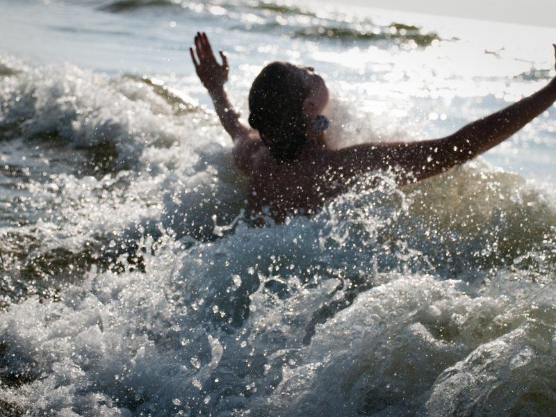 Tragiškiausia vasaros para: rekordiškai karštą trečiadienį nuskendo šeši žmonės