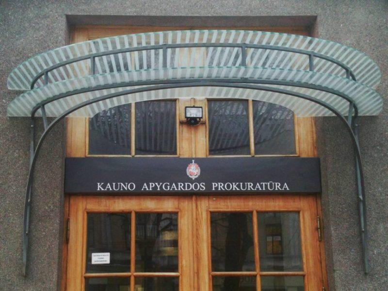 Kas pretenduoja į Kauno apygardos prokuratūros vadovo postą?