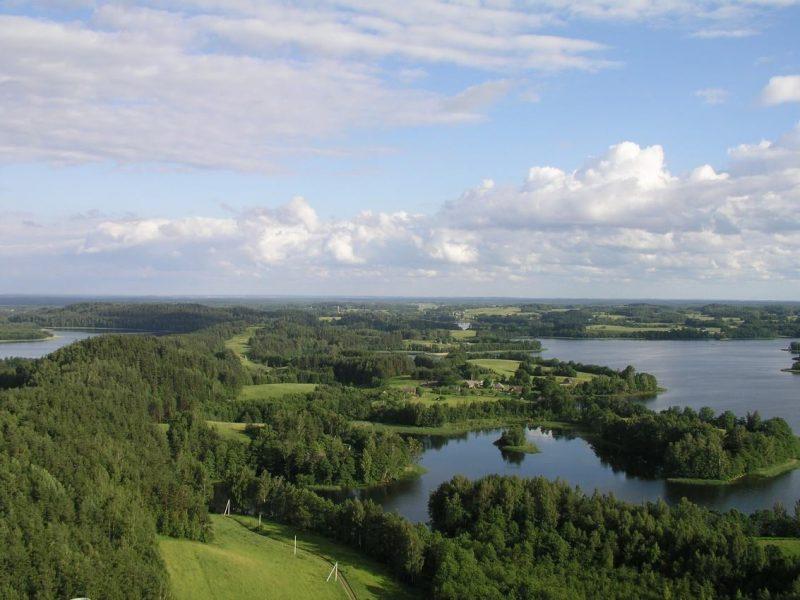 Atraskite iš naujo Lietuvos nacionalinius parkus!