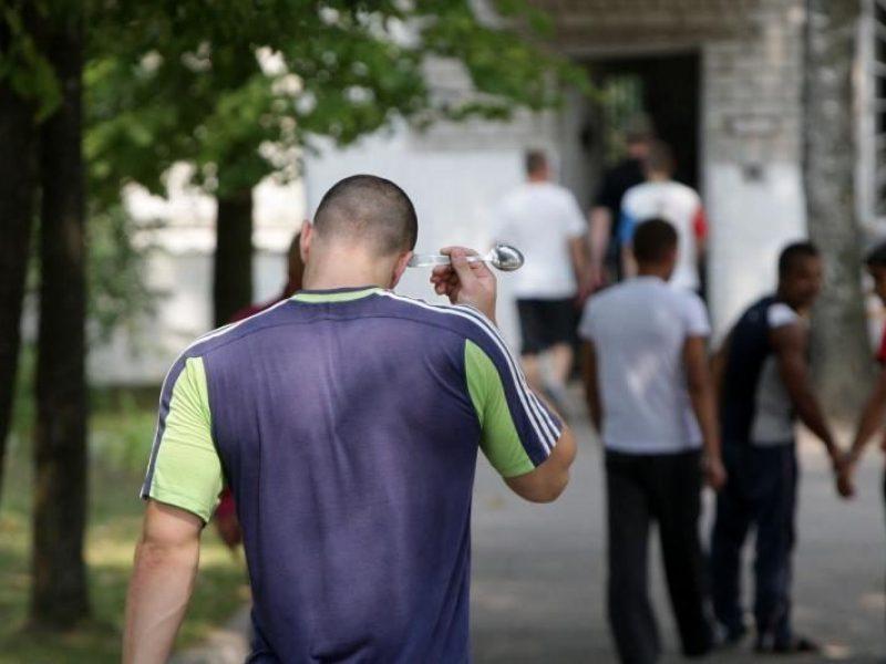 Nuteistieji iš Pravieniškių sulaukė nuosprendžio – elektra kankino kitą nuteistąjį
