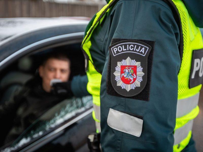 Reidai Kaune ir rajone: įkliuvo ir teisės vairuoti neturintys, ir girti