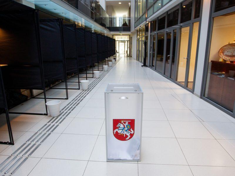 Aiškėja Lietuvos komanda Europos Parlamente