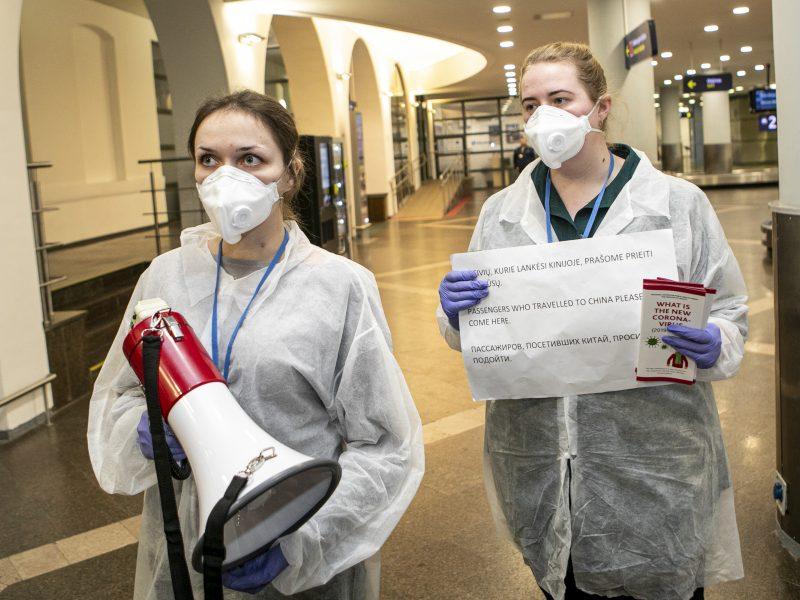Karūnuotas virusas: ar verta ir mums nerimauti?