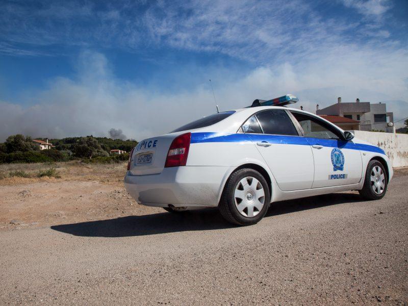 Graikijos Kerkyros saloje per ginčą nušauti du žmonės, užpuolikas nusižudė
