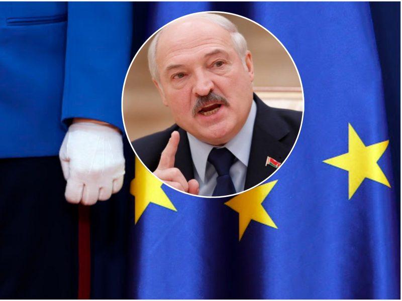 Baltarusija sustabdė narystę ES Rytų partnerystės programoje