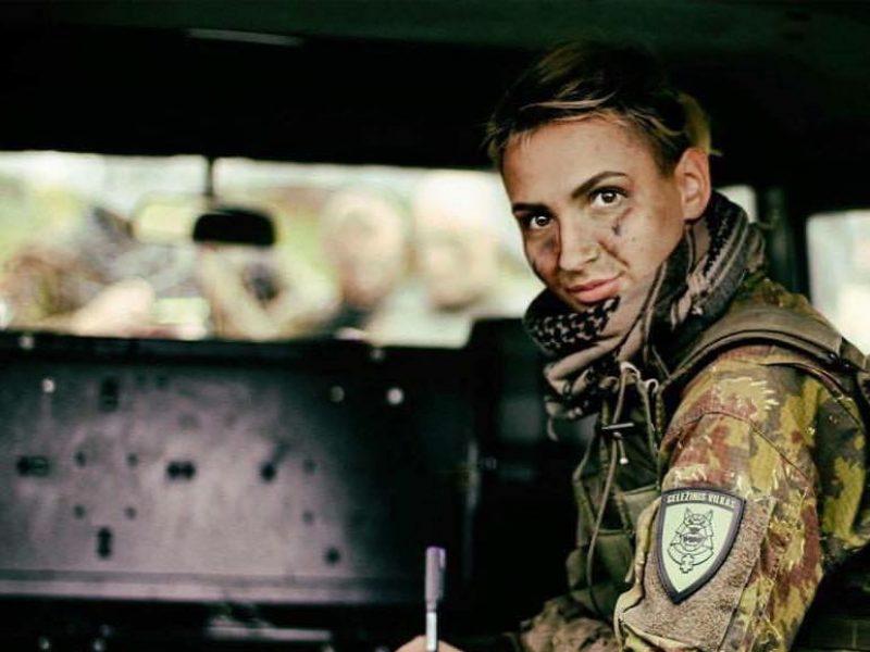 Žavingoji karė R. Bagdonavičiūtė: apie tarnybą svajojau nuo vaikystės