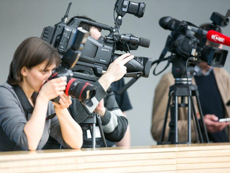 Žiniasklaidos registro sukūrimo terminas atidedamas iki 2020-ųjų pabaigos