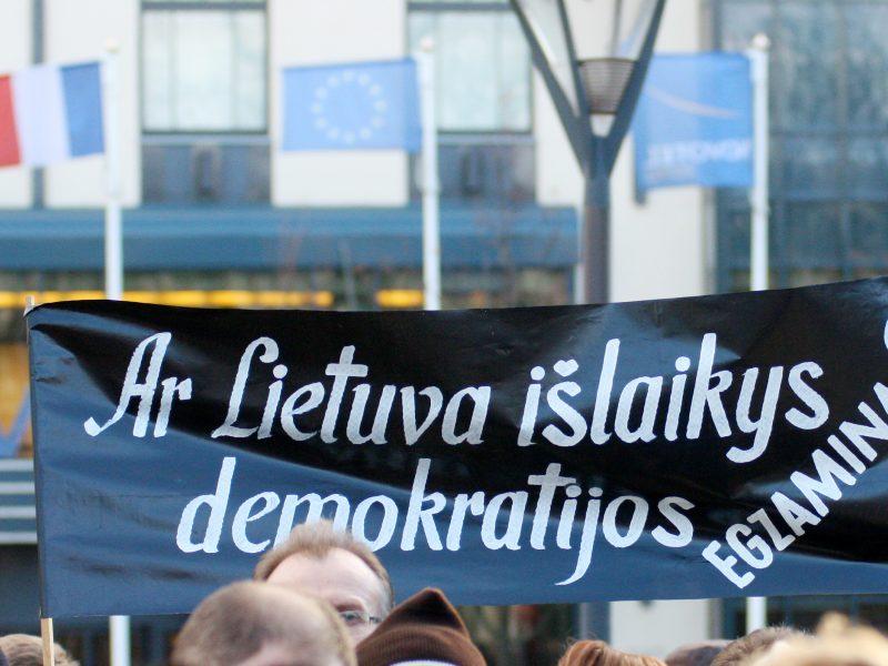 Švietimo ir mokslo profesąjunga traukiasi iš derybų dėl kolektyvinės sutarties