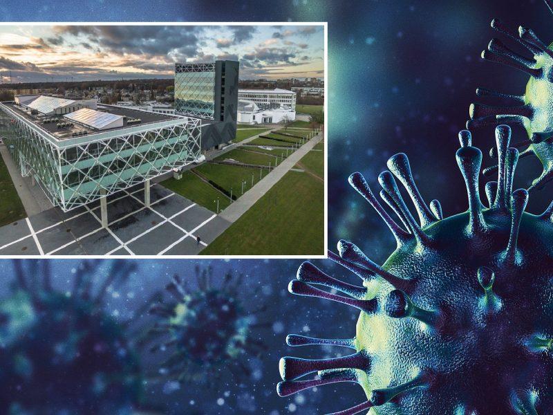 KTU patvirtintas naujas koronaviruso atvejis
