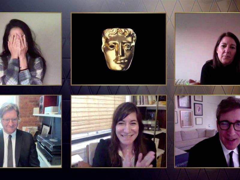 BAFTA apdovanojimų ceremonija (2021)