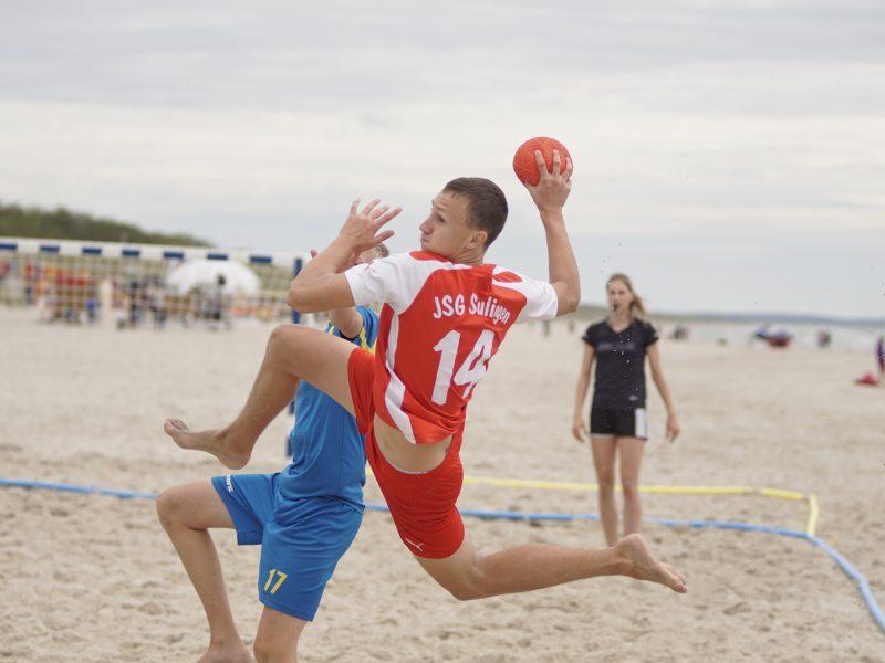 Smiltynėje aidėjo Vasaros paplūdimio sporto festivalis