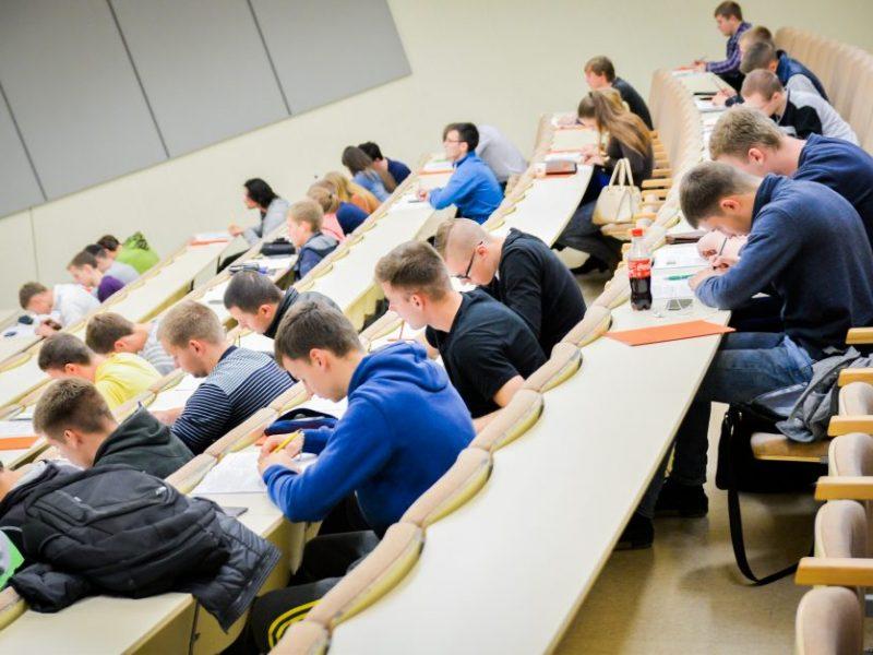 Pasirinkusiems studijuoti tiksliuosius mokslus – geros naujienos