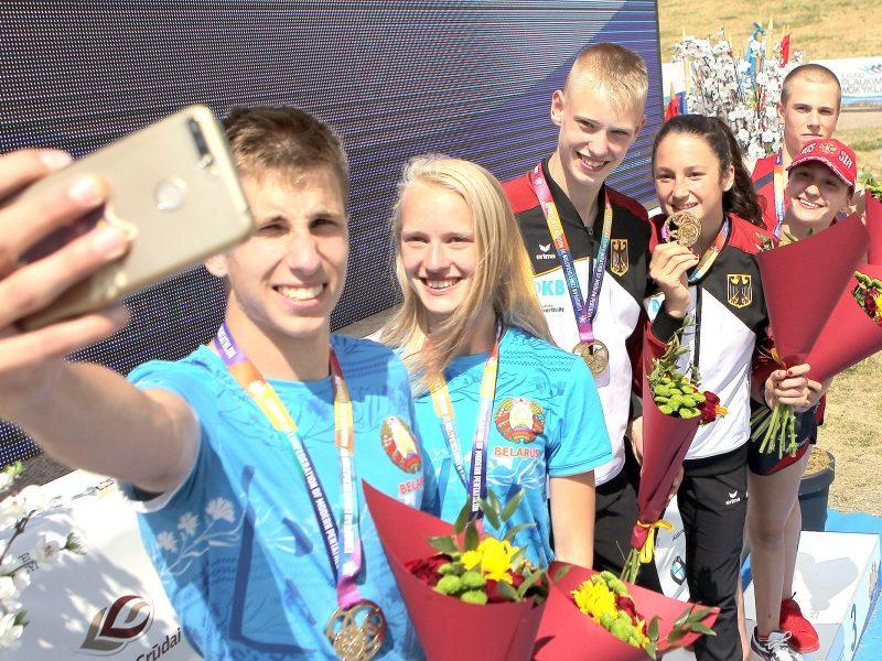 Paskutinę čempionato Kaune dieną lietuviai – arčiausiai medalių