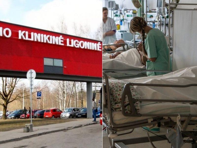 Kauno klinikinėje ligoninėje – pirmoji gripo auka
