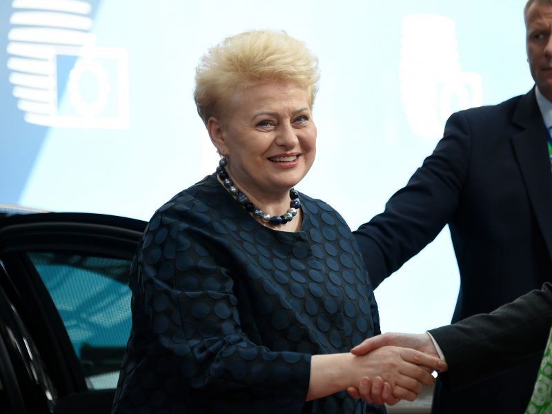 ES vadovai pradėjo naują derybų dėl aukščiausių postų raundą