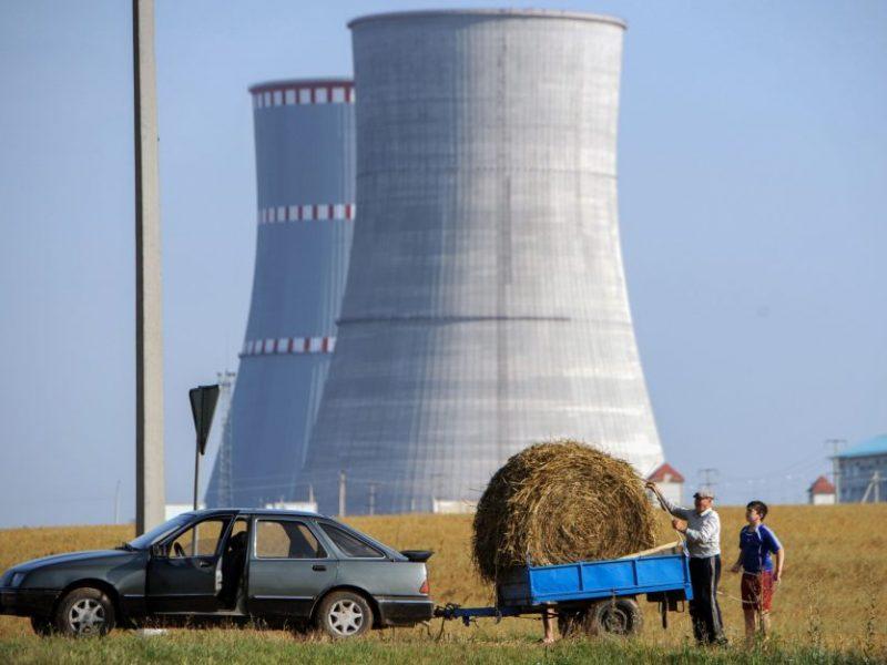 Ko jokiu būdu nedaryti, jei Astrave įvyktų avarija?