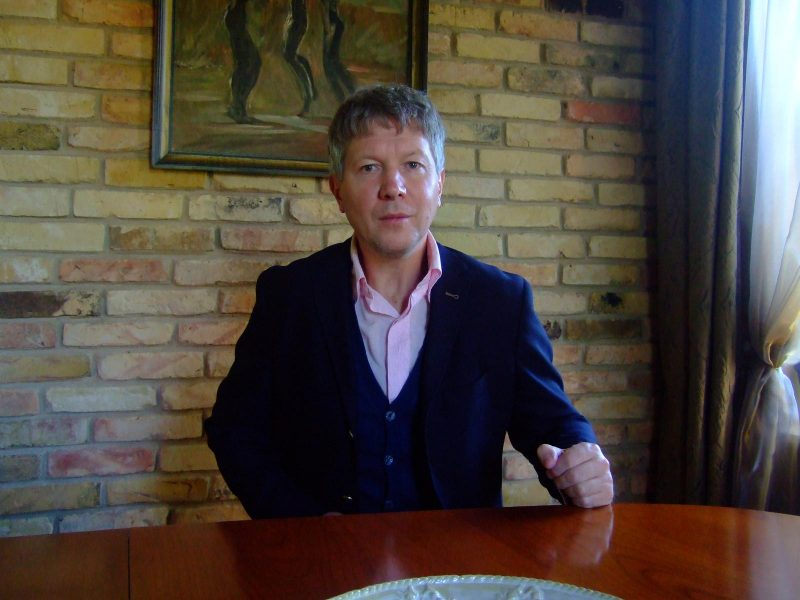 Žakas Širakas ir trumpa Lietuvos aukso rezervo istorija