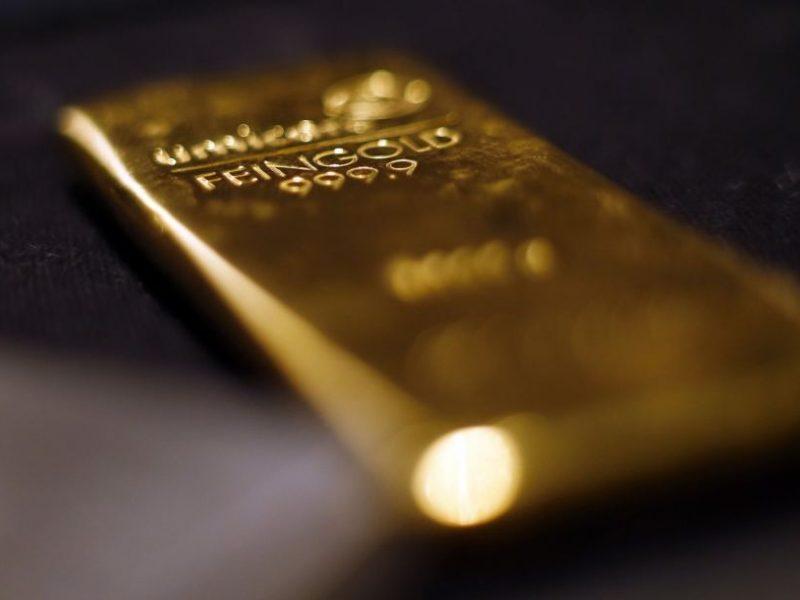 Kauno rajone pavogtas seifas su ginklais ir kilogramo aukso luitu