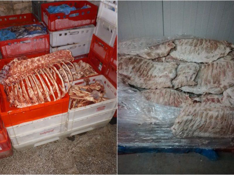Mėsos perdirbėjai labiau dirba dėl inspektorių nei dėl vartotojų?