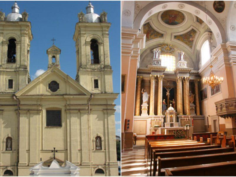 Kauno bažnyčiose pramogauja piromanas?