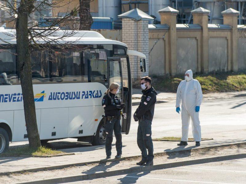 Vilnius išplėtė išimčių sąrašą, kas galės karantiną praleisti namuose