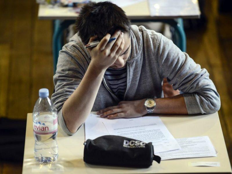 Statistika: brandos egzaminus laiko vis daugiau eksternų