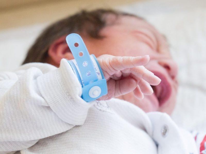 Dėl kraujavimo į smegenis Klinikose atsidūrė kūdikis