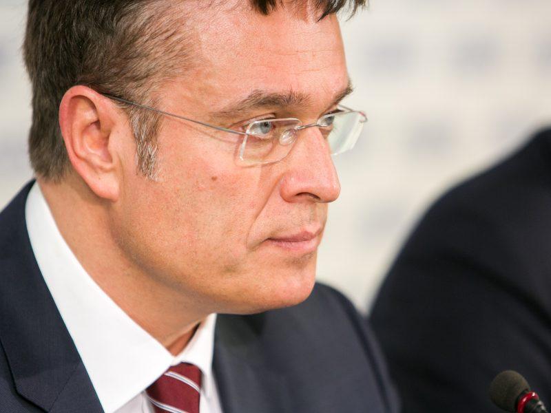 D. Bradausko bylą nagrinės uždaruose posėdžiuose