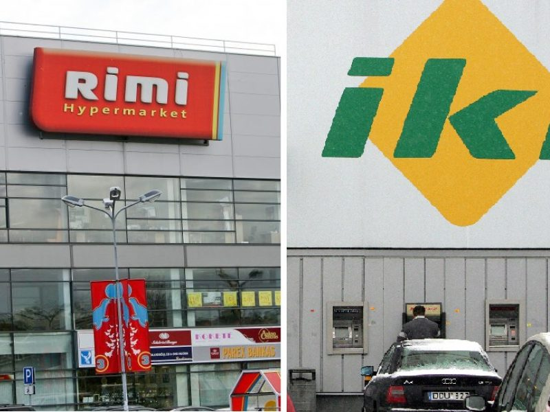 """Šaltiniai: 17 """"Rimi"""" ir """"Iki"""" parduotuvių Lietuvoje perka Latvijos """"Mego"""""""