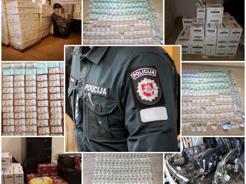 Korupcijos skandalas Kauno policijoje: pakeisti dviejų valdybų vadovai