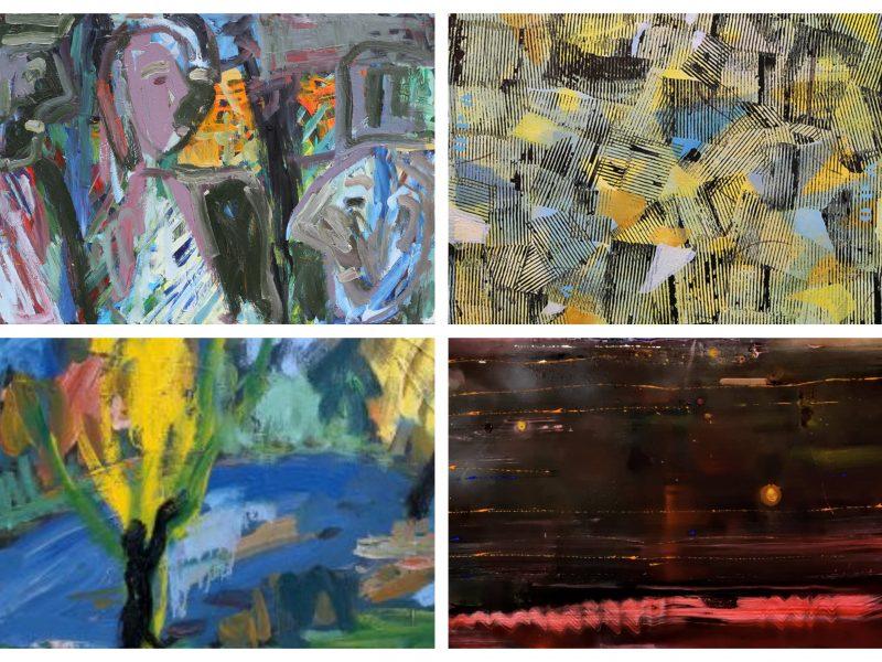 Menininkų kūriniuose – trečiadieniai tarp pavasario ir rudens