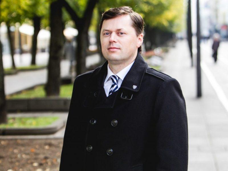 Kauno apygardos prokuratūrai toliau vadovaus D. Valkavičius