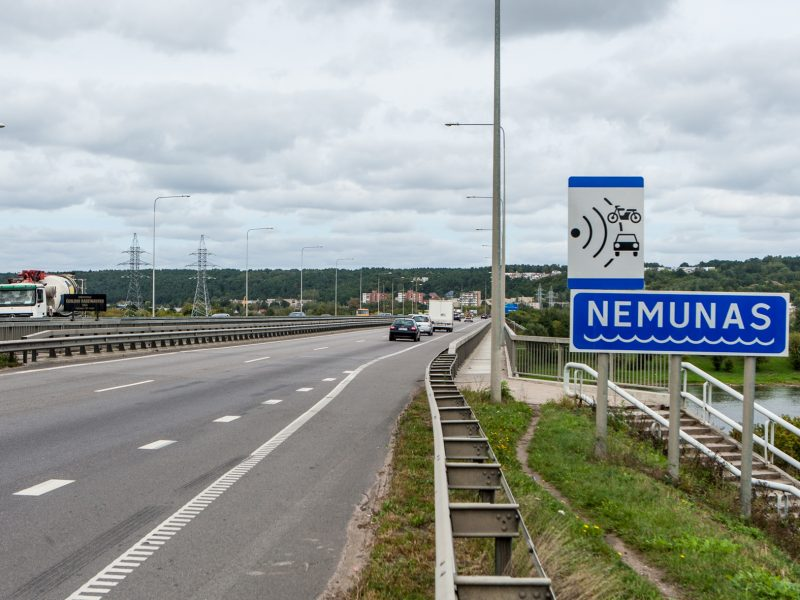Trūksta susikalbėjimo – Kaunas apgaubtas kelių remontų