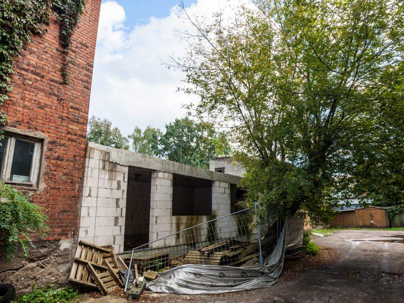 Nelegalias statybas Kauno centre bando įteisinti per teismus