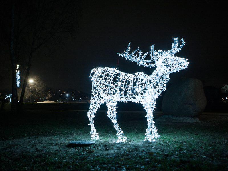 Kaunas jau ruošiasi didžiausioms metų šventėms: suspindės dar nematytos dekoracijos