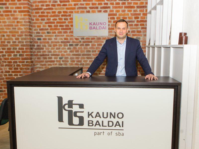 """""""Kauno baldų"""" sėkmė skatina bendrovę plėstis"""