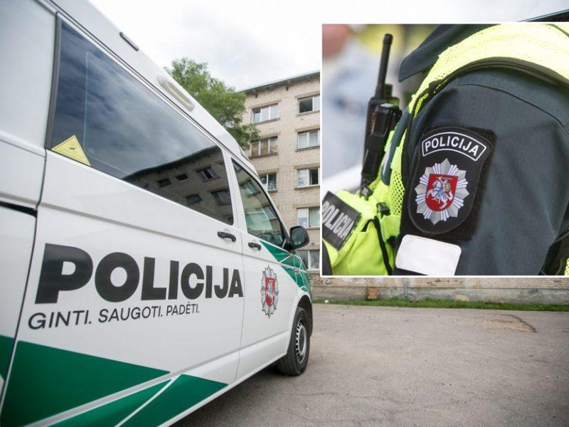 Bušido Šilainių daugiabutyje: pirmą susidūrimą su policija įtariamasis prisimins ilgai