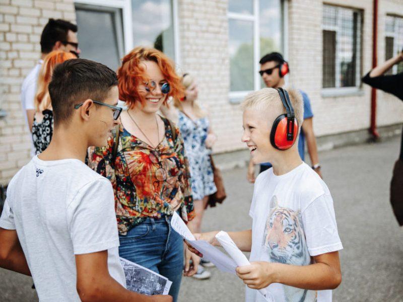 Kauno rajone – nauji vėjai