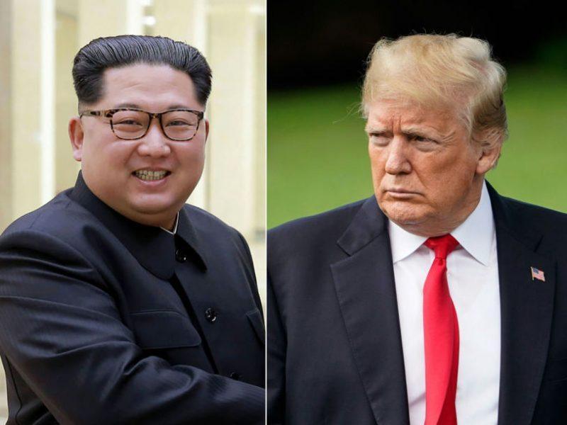Pchenjanas: JAV savo veiksmais rizikuoja sutrikdyti stabilumą Korėjos pusiasalyje