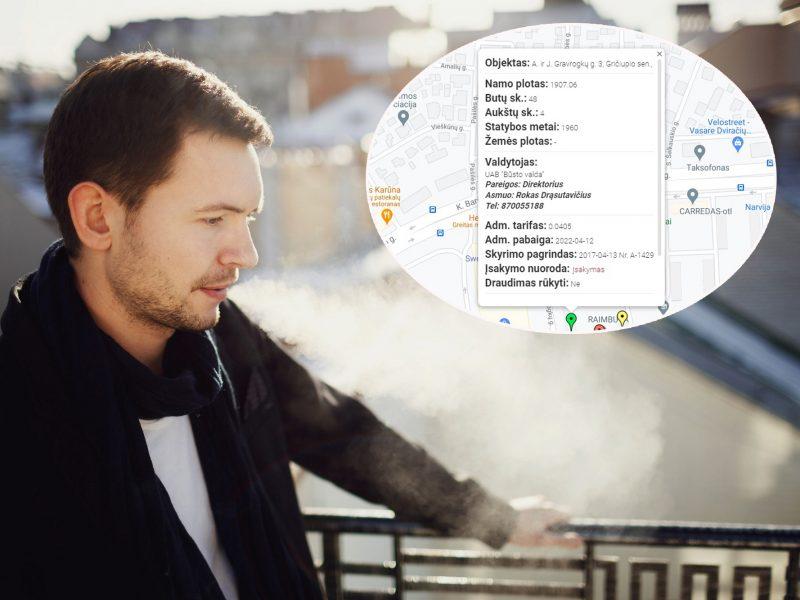Lengva patikrinti, kuriuose Kauno daugiabučiuose draudžiama rūkyti